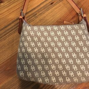 Dooney & Bourke Cloth small Hobo